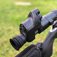 Hunting Tactical Digital Night Vision Riflescope Day And Night Scopes Attachment With Camcorder Function