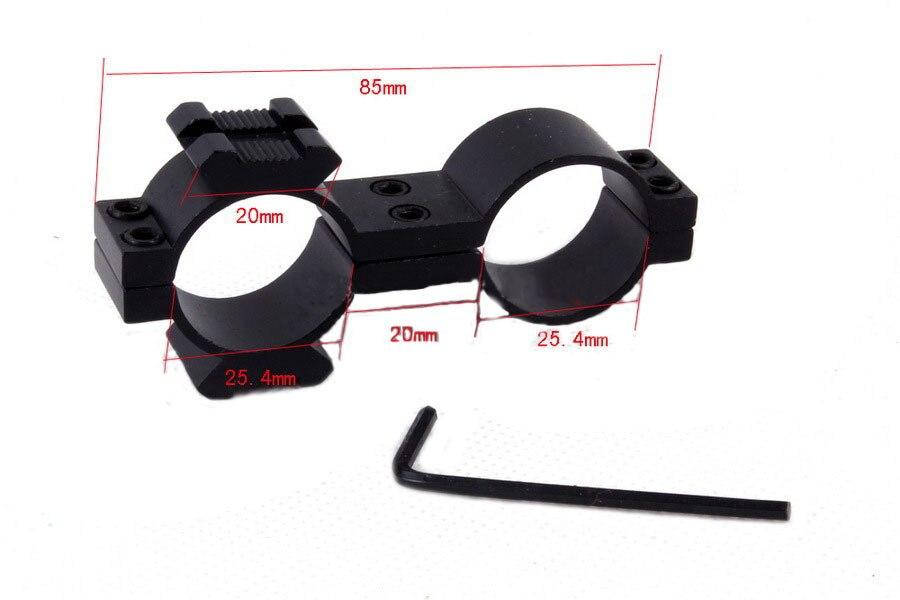 ▻per fucile da caccia scope mount calibro mag tubo per