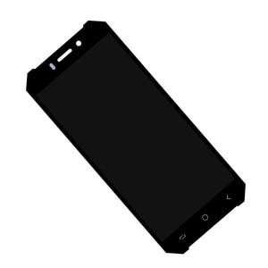 Image 3 - 5,5 zoll ULEFONE RÜSTUNG X LCD Display + Touch Screen Digitizer Montage 100% Original Neue LCD + Touch Digitizer für RÜSTUNG X + Werkzeuge