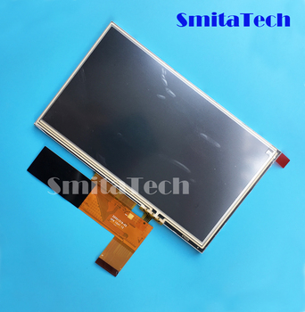7.0 inch TFT LCD ZJ070NA-03C ZJ070NA-03E for Garmin GPS digitizer lcd display with touch screen replacement panel repair part