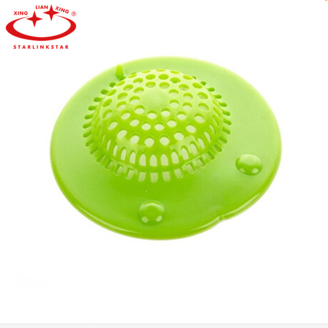 New Sink Pool Filter Mesh Floor Drain Cover Strainers Kitchen Bathroom