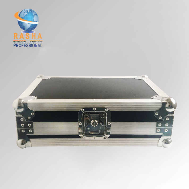 Flight Case For Rasha New Arrival Touch Wing Light DMX Console DMX Controller Support All Titan Console Touchwing DMX Console high quality ma controller ma onpc commond wing dmx lighting console 1536 channels with flight case