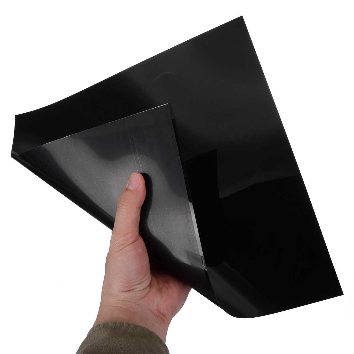New Industry Abs Plastic Sheet 300 300 0 5mm Black Diy Plastic Flat Board Flexible Smooth Back Sheet For Car Styling Audio Aliexpress