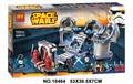 2016 NEW Star Wars serie de la Estrella de la Muerte Duelo Final modelo de bloques de construcción de mini bloques Juguetes Clásicos Compatibles con Legoed 75093