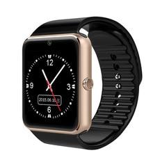 bluetooth Smart Watch big touch screen support SIM card Call message Reminder Smart Bracelet Band  Fitness Tracker for men women