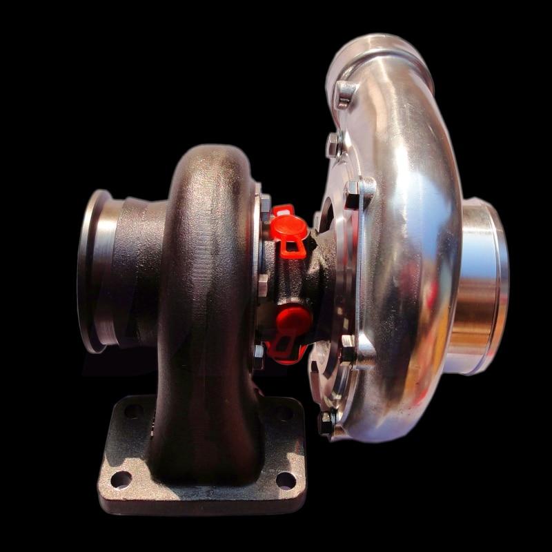 Turbocompressor gtx30 turbo gt30 garrett 8037121, turbo garrett turbo alojamento opcional dividido t3, t4, garrett, peças turbo de alto desempenho garrett