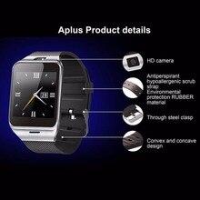 2016 Горячий Мужчина Женщины GV18 Водонепроницаемый Bluetooth Смарт Часы Для Телефона Бесплатная доставка