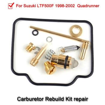 Carbohidratos reconstruir Kit de reparación para Suzuki LTF250 LTF250F  QuadRunner 250, 1997-1999