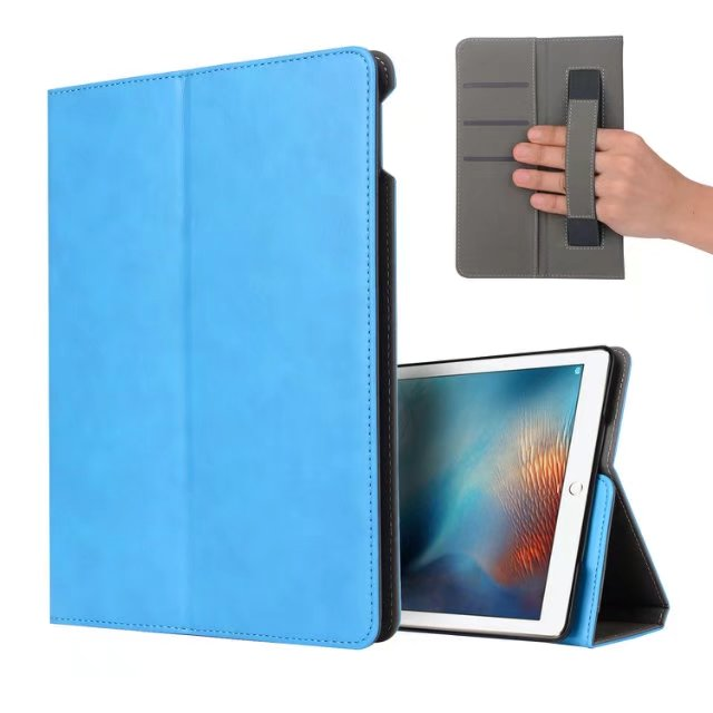 Luxury business case for new ipad 97 2017 case smart cover funda luxury business case for new ipad 97 2017 case smart cover funda tablet a1822 wake up sleep with card solt and hand belt in tablets e books case from colourmoves Choice Image