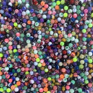 Jewelry Eyebrow-Ring Earring-Tongue Barbell Big-Ball-Balls Body-Piercing Acrylic Nose