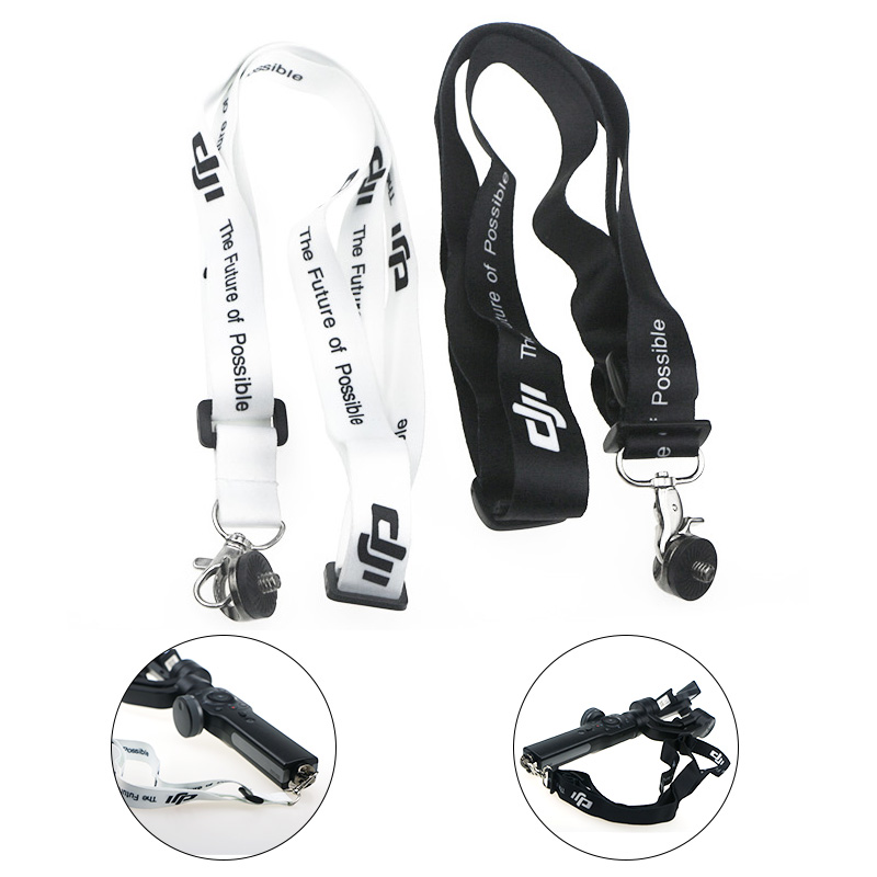 Anti-lost Lanyard Sling Belt Neck Strap For DJI OSMO Mobile 2 3 Zhiyun Smooth 4 Q Mijia Feiyu Handheld Gimbal Accessories