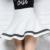 2017 Nuevas mujeres del Verano Faldas Sexy Short Skater para Niña señoras Plisado Tutú de La Escuela Retro Falda Moda Faldas Jupe Bola vestido
