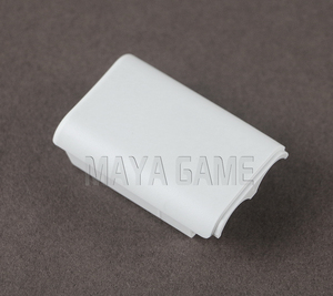 Image 5 - OCGAME 300pcs/lot Black White AA Battery Shell back Cover Holder Case Parts for xbox360 Xbox 360 Wireless Controller