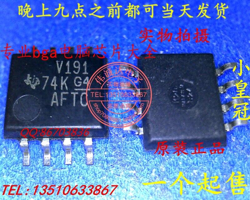 5PCS/LOT SN75ALS191PSR SN75ALS191 V191 SOP8