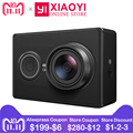[International Edition]Original Xiaomi YI Action Camera Xiaoyi 1080P Sports Camera WiFi 3D Noise Reduction 16MP 60FPS Ambarella