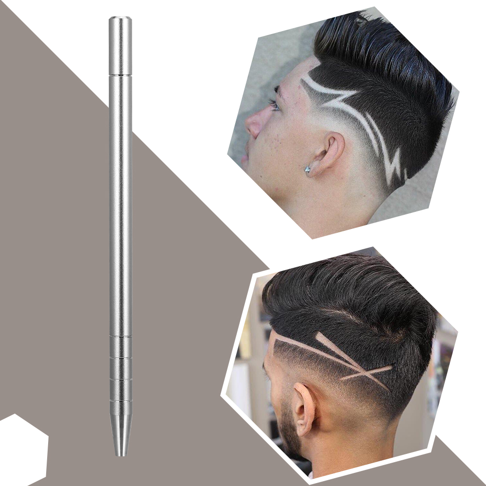 New Professional 1 Hair Trimmers Magic Engrave Beard Hair Shavings Eyebrows Carve Pen Shears Tattoo Barber Hairdressing Scissors
