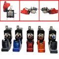 Auto racing  Switch Panels  cover toggle switch 12V 20A racing switch panels /Ignition/Accessory engine start Modified part