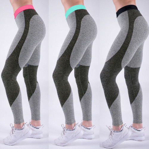 Women Stretch Leggings High Waist   Pants   Womens Ladies Soft Casual Brief Daily   Pant     Capris   Clothing
