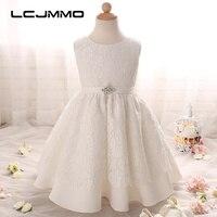 Baby Girl Dress Gown Baptism Dresses Infant Baby Girl Birthday Dress Toddler Princess Lace Flower Dress