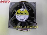 Original SANYO Blowers 109L1224H105 1238 12038 24V 0.21A DC Brushless axial cooling fan