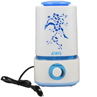 Ultrasonic Humidifier Aroma Lamp Oil Diffuser Fogger Aromatherapy Diffuser Mist Maker Ultrasonic Atomizer LED Air Diffuser
