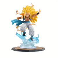 Dragonball z figuarts for adults 2016 New Super Saiyan Gotenks figurines dragon ball action figures anime banpresto