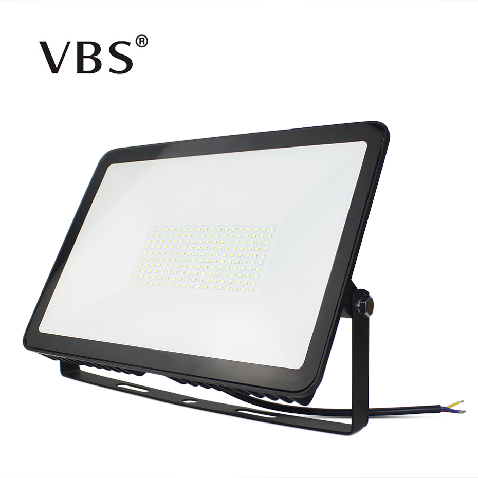 AC180-265V LED Flood Light 10W 30W 50W 100W 150W LED Spotlight Refletor Outdoor Lighting Waterproof IP66 Ultrathin Floodlight 25% off 2017 modern style ultrathin led flood light 30w 50w ac85 265v waterproof ip65 floodlight spotlight outdoor lighting
