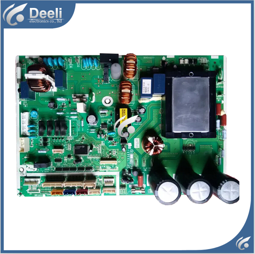 90% new used for Daikin inverter air conditioner 2P179362-1 4MXS100EV2C outside the machine computer board on sale wire universal board computer board six lines 0040400256 0040400257 used disassemble