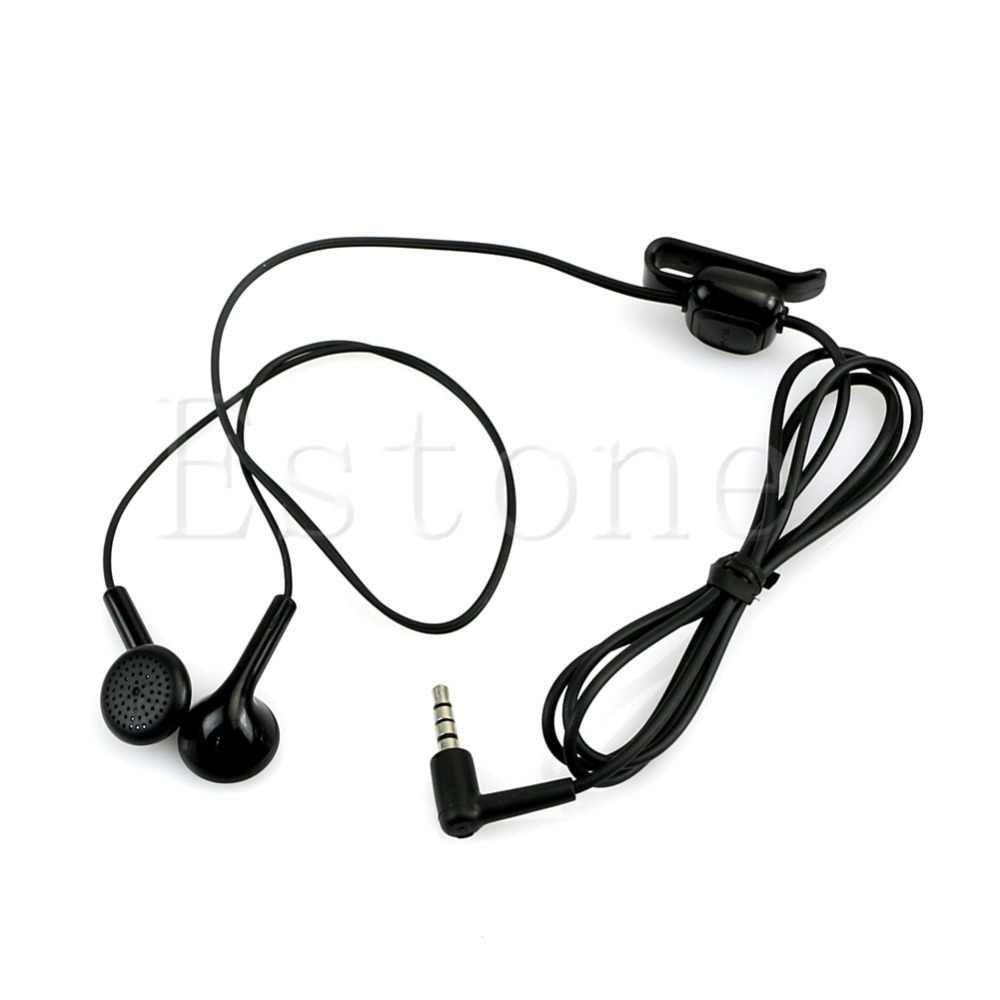 3.5mm Headset  Earphone For Nokia WH-101 HS-105 2680 6500 E66 E71 Nova 5000 6220 7210
