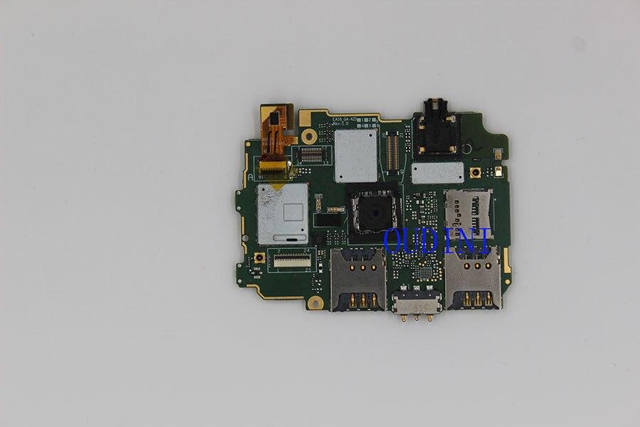 Oudini Débloqué Original de Travail Pour Nokia Lumia 535 Carte Mère RM-1090 Test Livraison Gratuite