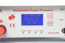 Original vehicle voltage regulator MST-90+14V 120A Automotive Voltage Regulator Stabilizer for Coding Power Processor Smart Car