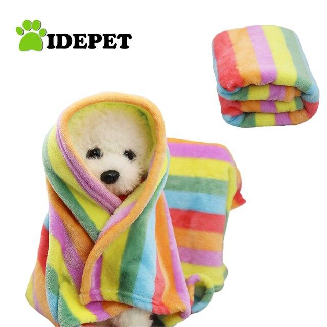 Warm Puppy Bath Towel
