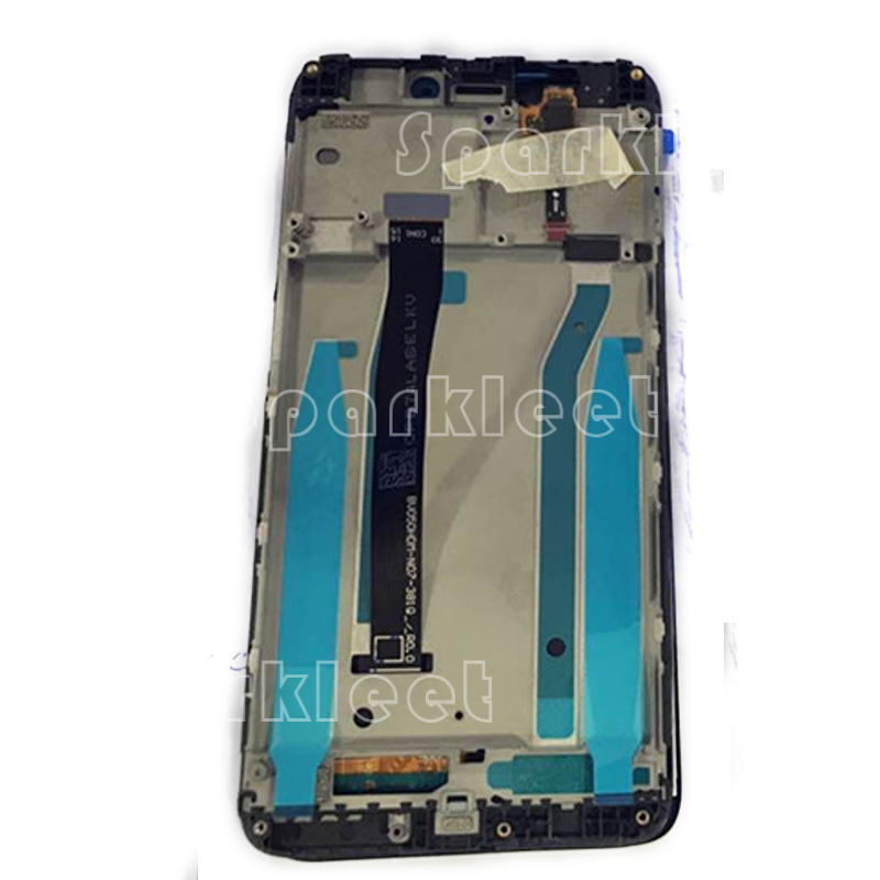 LCD Display with Frame +Digitizer Touch Screen Assembly For Xiaomi Redmi 4X hongmi 4x Red Rise 4x Cellphone Free Shipping  lcd display with frame digitizer touch screen assembly for xiaomi redmi note 4 hongmi red rise note 4 cellphone free shipping