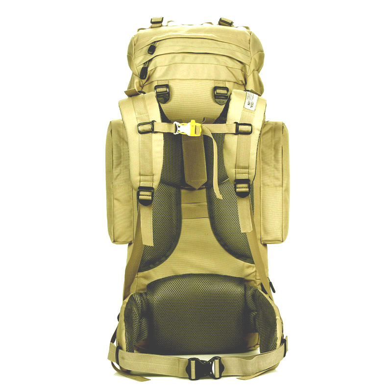 Air Multifonctionnel 85l En De Voyage Haute Support Professionnel capacité Sac Plein Alpinisme Marque Black dark Étanche Dos camouflage À Khaki Mode Iqa1fPwI