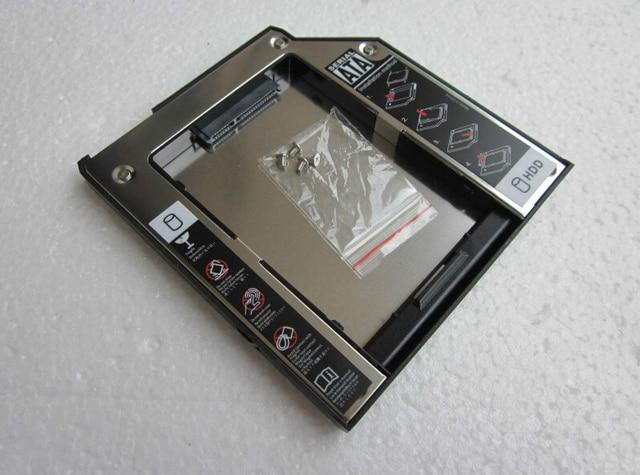 Lenovo thinkpad t400 t500 w500 hdd hard drive caddy bandeja t410 t400s t420s t430s delgado