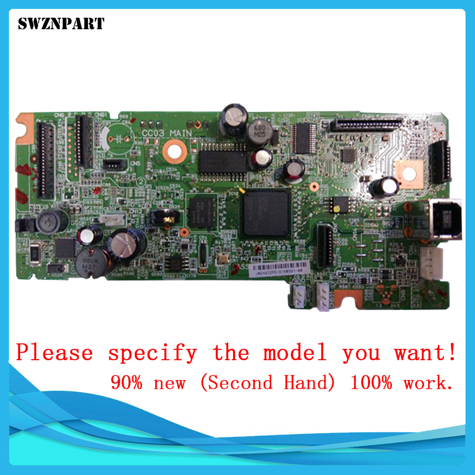 FORMATTER PCA ASSY Formatter Board logic Main MainBoard mother board for EPSON WF-2510 WF-2520 WF-2521 WF-2530 XP215 WF2510