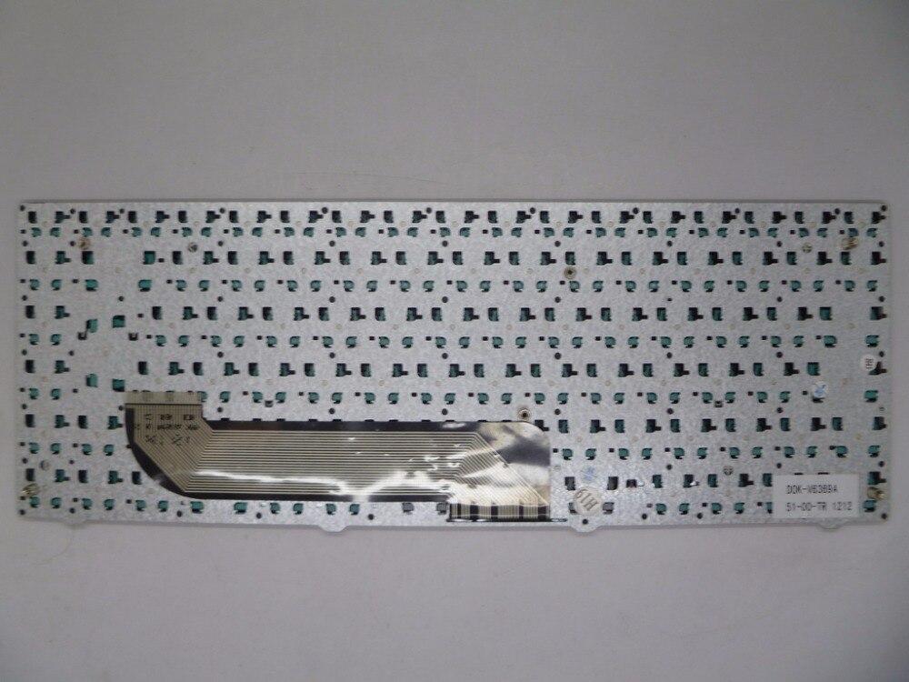 Laptop Keyboard For Lengda X300 X300V Black Without Frame DOK-V6369A RU Russian/TR Turkey/SP Spanish/LA Latin Ameracia laptop keyboard for acer silver without frame bulgaria bu v 121646ck2 bg aezqs100110