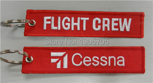 Cessna авиационный брелок для летной команды Cessna