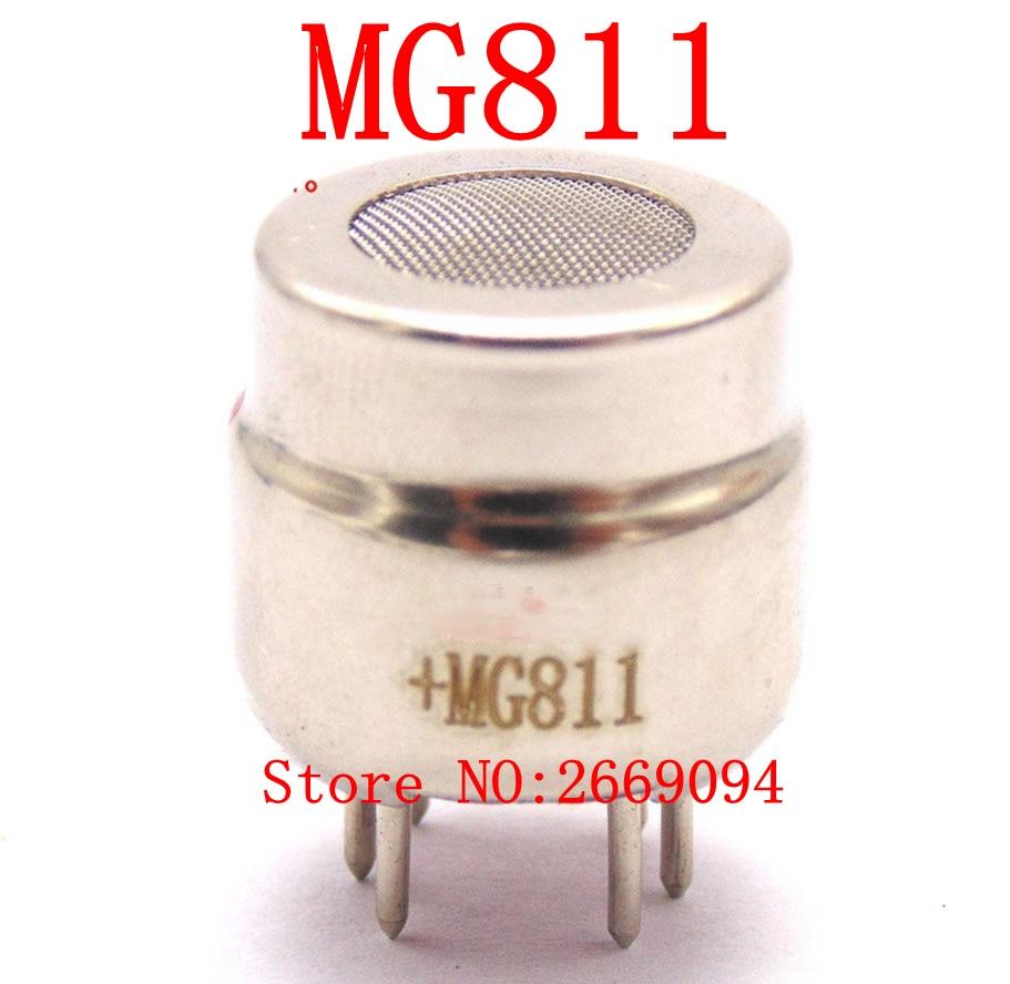 with socket ORIGINAL /& Brand New MG811 CO2 Carbon Gas Sensor