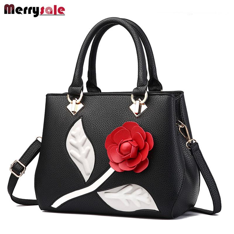 Prix pour 2017 femmes en cuir sacs à main femme douce dames de mode sac à main épaule sac Messager Messager