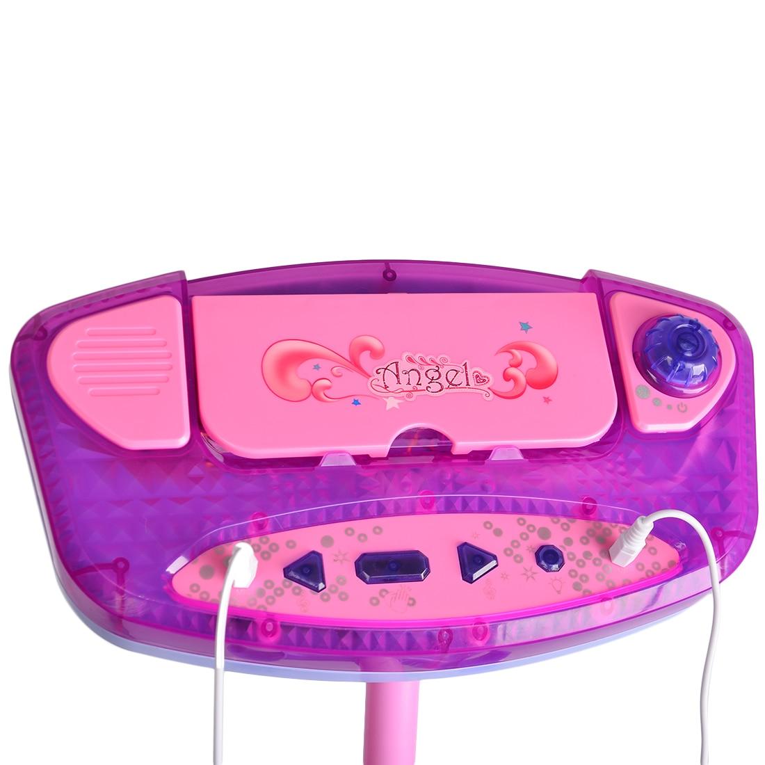 Karaoke Christmas Musical.Kids Girls Microphone Mic Karaoke Singing Machine Kid Funny Gift Music Toy Excellent Toy Musical Instrument Christmas Gift