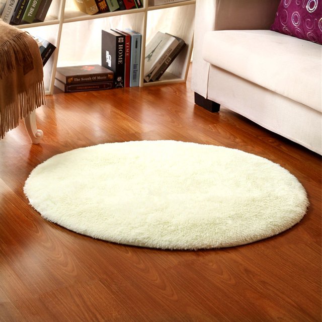 swivel chair on carpet 3d massage thicken bruge circle yoga parlour round mat hanging basket computer mats pure