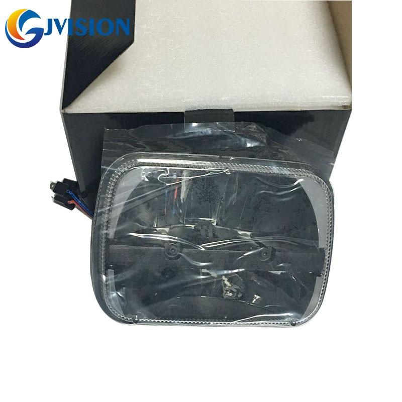 H6054 5X7 պայծառ LED ծխատար լուսարձակ բարձր - Ավտոմեքենայի լույսեր - Լուսանկար 6