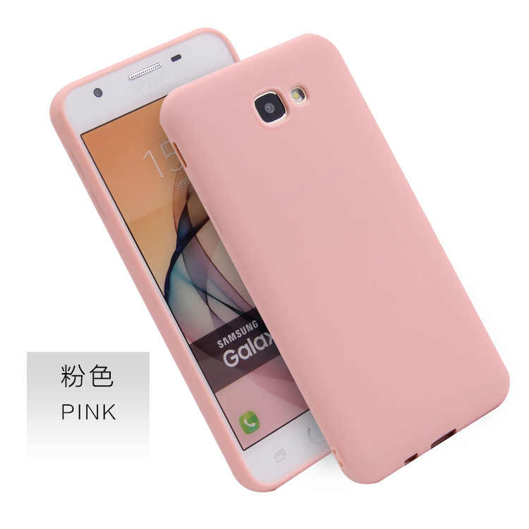 For Samsung Galaxy J5 2016 case J3 J5 J7 2017 Candy Silicon Rubber Phone Case cover For Samsung J2 J5 J7 J4 J6 Prime A6 J8 2018