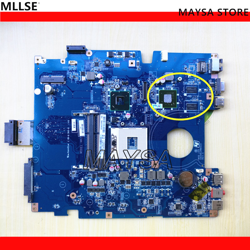 A1827706A Laptop Motherboard For sony VAIO VPCEJ VPCEJ2M1E MBX-248 mainboard DA0HK2MB6E0 full tested original mbx 219 motherboard da0sy3mb6g0 ddr2 mainboard 100