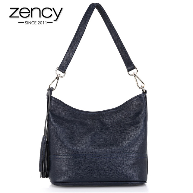 c4fd54ee12 Hot Sell Brand Genuine Leather Women s Messenger bags women handbag Travel  Casual Bag Ladies Shoulder Cross