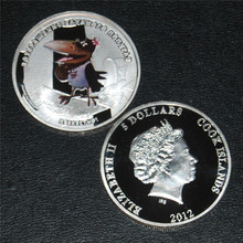 Free Shipping 50pcs/lot,2012 Russia Silver Coin - The Return of the Prodigal Parrot Raven Silver Coin стэнли таррентайн блю митчелл джулиан пристер маккой тайнер боб краншоу stanley turrentine the return of the prodigal son
