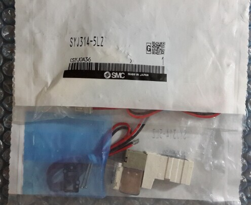 BRAND NEW JAPAN GENUINE VALVE SYJ314-5LZ brand new japan smc genuine valve syj314 5lz