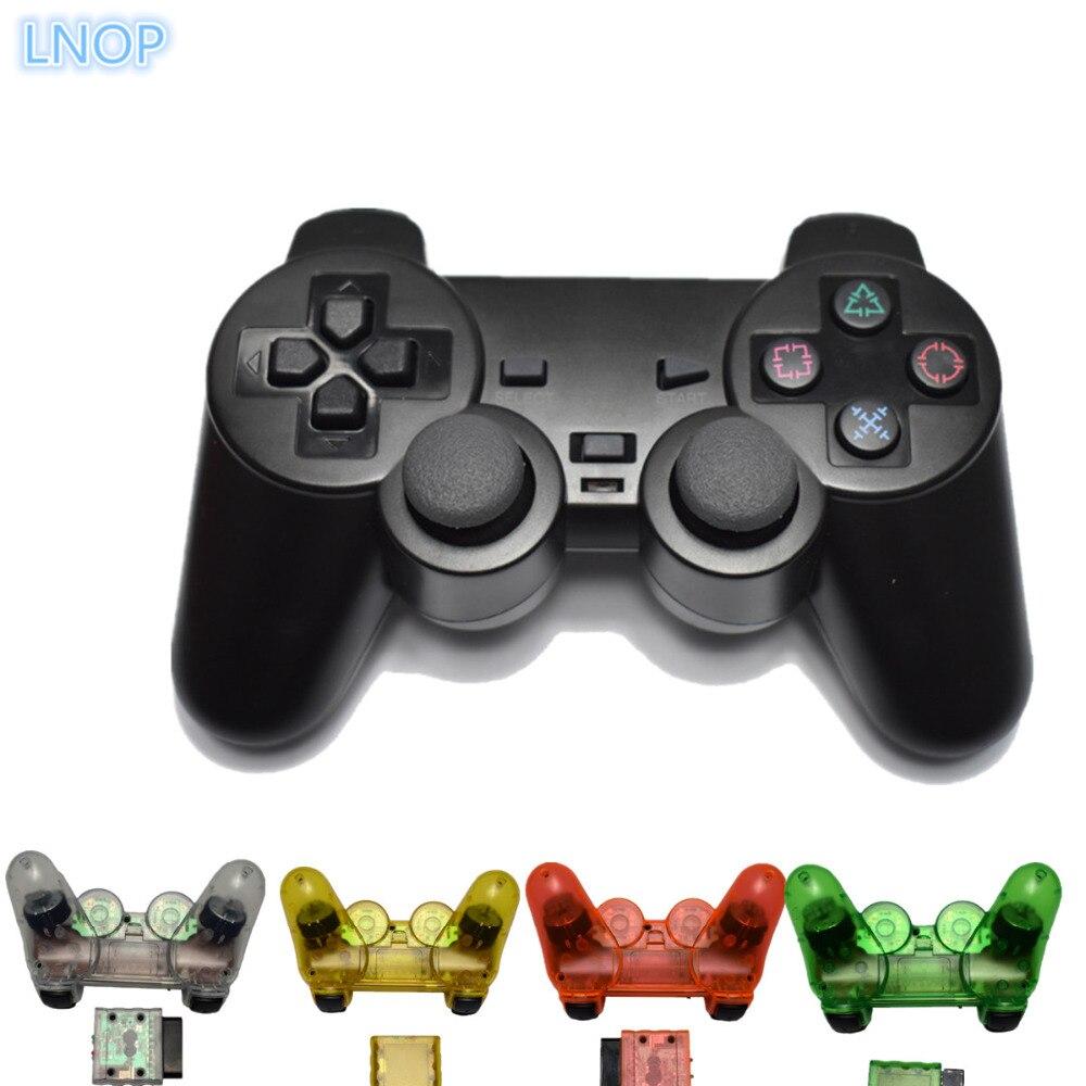LNOP 2,4G drahtlose spielsteuerknüppel für PS2 controller sony playstation 2 dualshock gamepad für Play Station 2/PS 2/PlayStation2