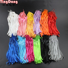 50 Pcs Lanyards Neck Telephone Strap For ID Move Card Badge Fitness center Key / Cellular Telephone USB Holder DIY Grasp Rope Lariat Lanyard